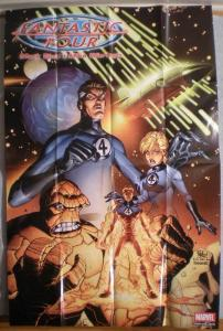 FANTASTIC FOUR Promo poster, 24 x 36, 2002, Unused, more FF in our store
