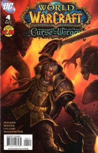 World of Warcraft: Curse Of The Worgen #4 VF/NM; WildStorm | save on shipping -