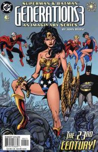 Superman & Batman: Generations III #4 VF; DC   save on shipping - details inside