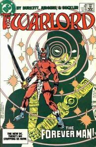Warlord (1976 series) #86, VF (Stock photo)