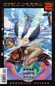 Ghost in the Shell 2: Man-Machine Interface #2 VF/NM; Dark Horse | save on shipp