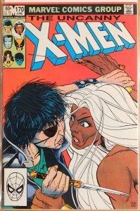 The Uncanny X-Men #170 (1983) Very Fine 8.0