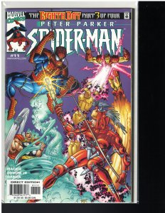 Peter Parker: Spider-man #11 (Marvel, 1999)
