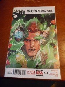 Avengers #32 (2014)