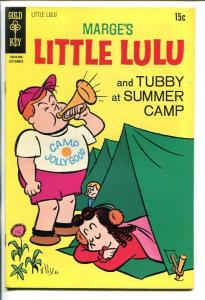 MARGE'S LITTLE LULU #197-HUMOR-1970-fine