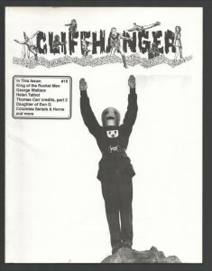 Cliffhanger #15 1991-WOY-zine for fans & collectors of serials-King of The Ro...