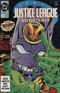 Justice League Quarterly #2 VF/NM; DC | save on shipping - details inside