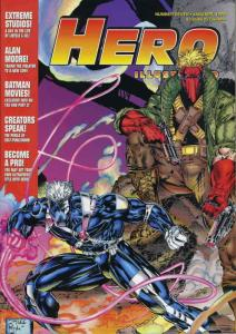 Hero Illustrated #7 VG; Warrior | low grade comic - save on shipping - details i
