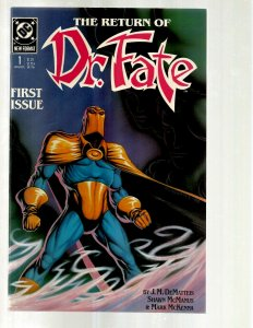 Lot of 12 DC Comic Books Dr. Fate # 1 2 3 4 5 6 7 8 9 10 11 12 GK56