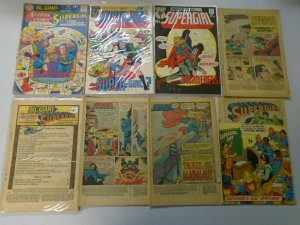 Silver + Bronze age Supergirl reader comic lot 21 different issues