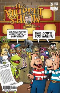 Muppet Show, The: Comic Book #5A VF/NM; Boom! | save on shipping - details insid