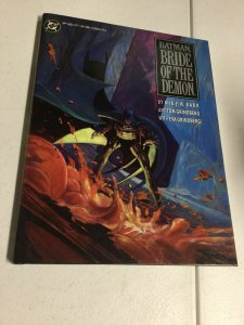 Batman Bride Of The Demon Oversized Hc Hardcover Water Damage