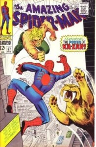 Amazing Spider-Man #52 (ungraded) stock photo / SCM