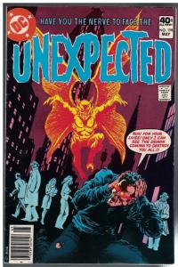 UNEXPECTED (TALES OF) 198 VG+  May 1980