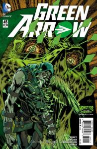 Green Arrow (5th Series) #45A VF/NM; DC | save on shipping - details inside