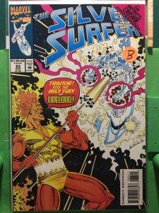 Silver Surfer #83 Infinity Crusade crossover