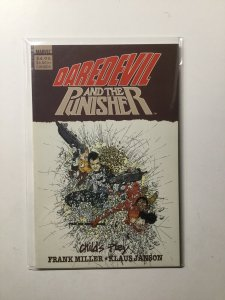 Daredevil And The Punisher Tpb Sc Softcover Near Mint Nm Frank Miller Marvel