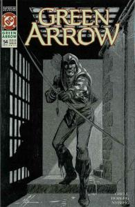Green Arrow #54 VF/NM; DC | save on shipping - details inside