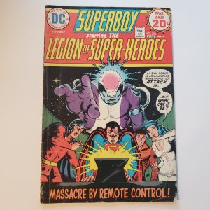 Superboy and the Legion of Super Heroes #203