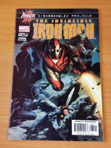 Iron Man #85 (430) ~ NEAR MINT NM ~ 2004 Marvel Comics