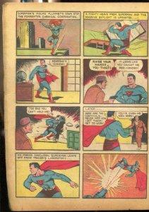Action #19 1939 DC-Superman-Pep Morgan-Clip Carson-Bob Kane-Tex Thompson-P