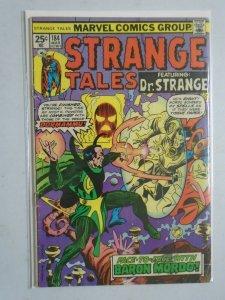 Strange Tales #184 featuring Dr. Strange 4.0 VG (1976)