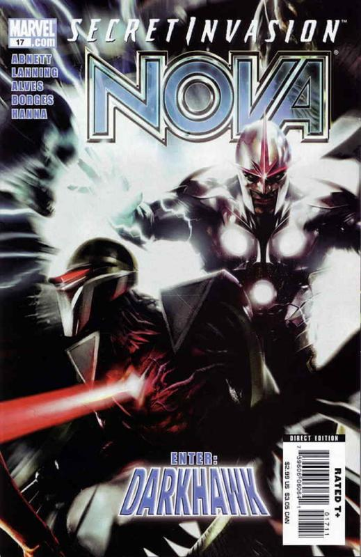 Nova (4th Series) #17 VF/NM; Marvel | save on shipping - details inside