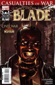 Blade (5th Series) #5 VF/NM; Marvel | save on shipping - details inside