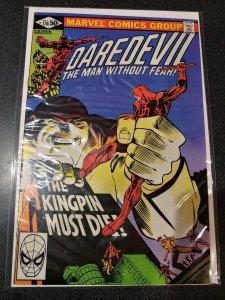 DAREDEVIL #170 KINGPIN ISSUE VF/NM HIGH GRADE