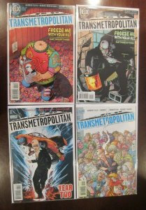Transmetropolitan comic lot from:#11-59 all 21 different 8.0 VF (1998 2002)