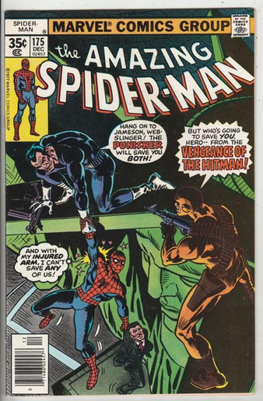 Amazing Spider-Man #175 (Dec-77) NM- High-Grade Spider-Man
