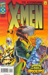 X MEN  ,ASTONISHING (1995) 1-4 Complete mini