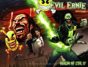 Evil Ernie (Dynamite) #1A VF/NM; Dynamite | save on shipping - details inside
