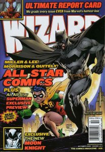 Wizard: The Comics Magazine #168A VG; Wizard | low grade comic - save on shippin