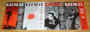Grendel: Black White & Red #1-4 VF/NM complete series MATT WAGNER tim sale