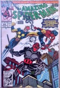The Amazing Spider-Man #354 (1991)