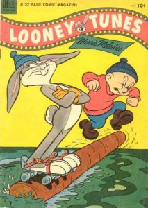 Looney Tunes and Merrie Melodies Comics #151, Good+ (Stock photo)