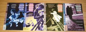 Sandman Mystery Theatre: the Brute #1-4 VF/NM complete story - matt wagner set