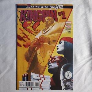 Kingpin 1 Very Fine- Cover by Jeff Dekal