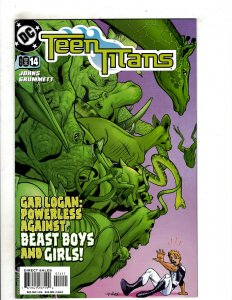 Teen Titans #14 (2004) OF25
