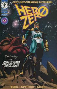Hero Zero #0 VF/NM; Dark Horse | save on shipping - details inside