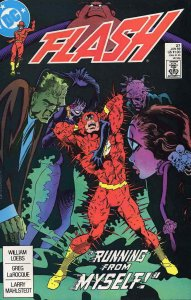 Flash (2nd Series) #27 VF/NM; DC | save on shipping - details inside