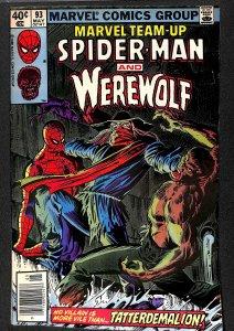 Marvel Team-Up #93 (1980)