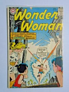 Wonder Woman #140 - First 1st Series - see pics - 3.0 - 1963