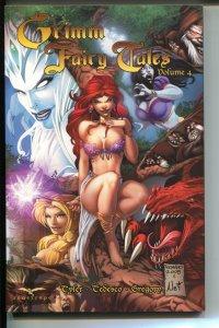 Grimm Fairy Tales-Vol 4-Tyler-Tedesco-TPB-trade