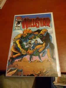 Wildstar: Sky Zero #3 (1993)