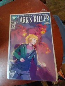 Larks killer #1