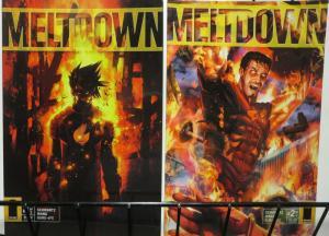 MELTDOWN (2006 IM) 1-2  complete prestige format series