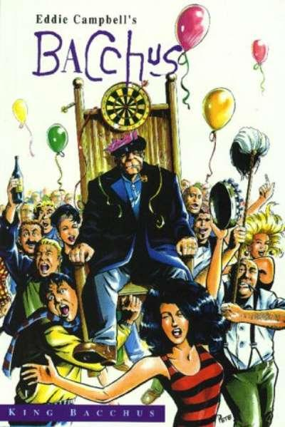 Eddie Campbell's Bacchus Trade Paperback #9, NM (Stock photo)