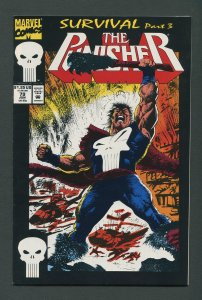 Punisher #79 / 9.0 VFN/NM  June 1993